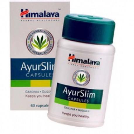 Himalaya Herbals AyurSlim - 60 kapslí