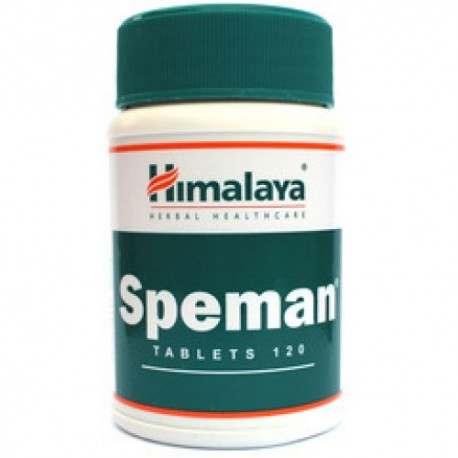 Himalaya Herbals Speman - 120 kapslí