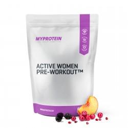 MyProtein Active Women Pre Workout 500g