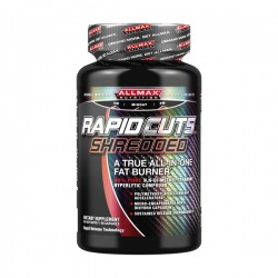 Allmax RapidCut Shredded NEW 90 kapslí