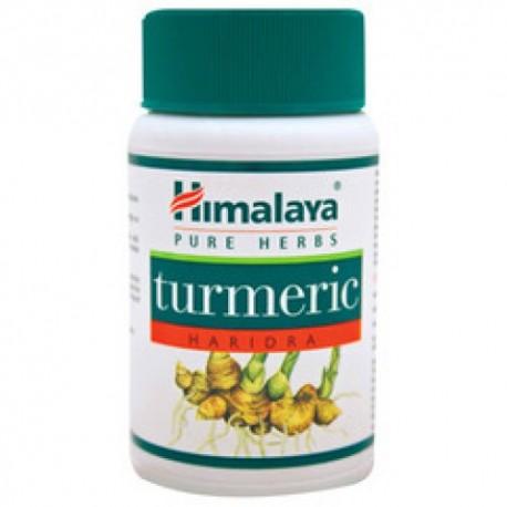 Himalaya Herbals Turmeric - na krevní oběh, játra, imunitní systém - antioxidant