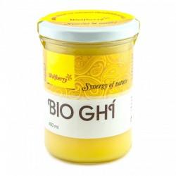 Ghí - přepuštěné máslo wolfberry bio 400 ml