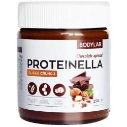 Bodylab Proteinella - Křupavá/Tmavá čokoláda 250 gr