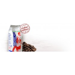 FITNESS COFFEE ANTIOXIDANT FULLY ACTIVE BLEND® ZRNKOVÁ 250 G
