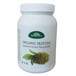 Milota BIO MATCHA TEA - Organic Superfine Japanese Green Tea powder, Balení 100g