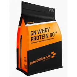 GoNutrition Whey Protein 80 1000 g + shaker