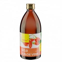 Goji + Aloe vera Wolfberry 500 ml