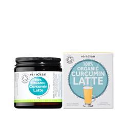 VIRIDIAN nutrition Curcumin Latte 30 g