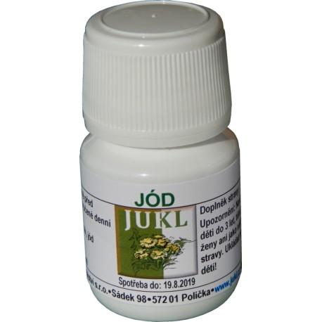 Jukl Jód kapky (D5), 30 ml