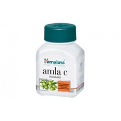 Himalaya Herbals Amla C (amalaki) - na imunitu - 60 tabl.