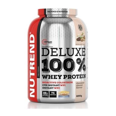 Nutrend DELUXE 100% Whey Protein 2250g - Čokoládové brownie