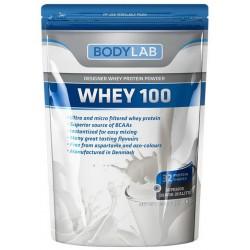 Bodylab Whey Protein 100 1000g - Čokoláda/Karamel