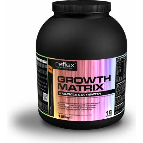 Reflex Growth Matrix 1,89kg čokoláda