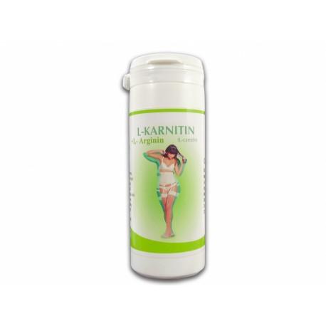 Nature Force L-Carnitin s L-Argininem vegetariánské kapsle 100 ks