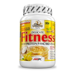 AMIX Fitness Protein Pancakes 800g - Jahoda/Jogurt