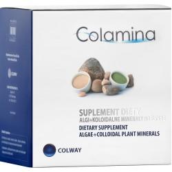 Colway COLAMINA - komplexní přírodní zdroj minerálů - 100 caps