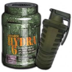 Hydra 6 1,8kg čokoláda + Grenade Šejkr ZDARMA
