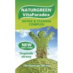 Naturgreen® VitaParadex - 120 kapslí