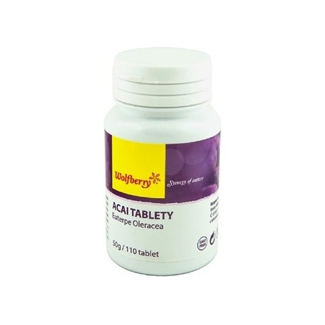 Acai tablety Wolfberry 110 tablet