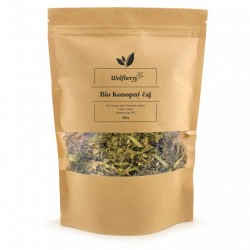 Konopný čaj Wolfberry BIO 100 g
