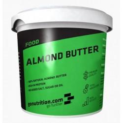 GoNutrition Mandlové máslo 1000 g