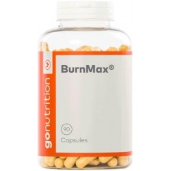 GoNutrition BurnMax 180 kapslí