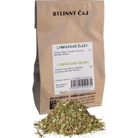 Jukl bylinná směs Lymfatické žlázy 100 g