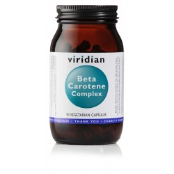 Viridian Beta Carotene Complex 90 kapslí