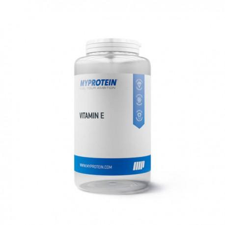 MyProtein Vitamin E 180 kapslí