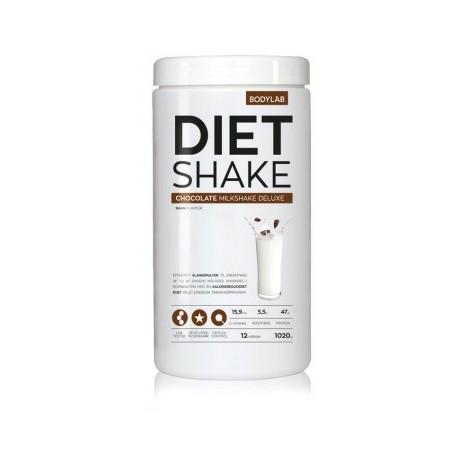 Bodylab Diet Shake 1020g - Čokoláda