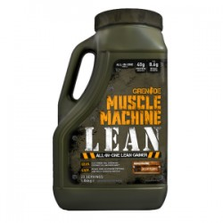 Grenade Muscle Machine Lean 1,84kg čokoláda