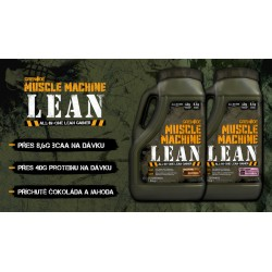 Grenade Muscle Machine Lean 1840 g jahoda