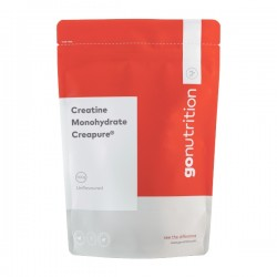 GoNutrition Creapure Creatine 1000 g