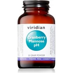 Viridian Cranberry Mannose pH 50 g