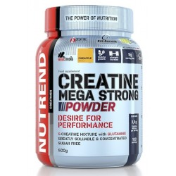 Nutrend Creatine Mega Strong Powder 500g ananas