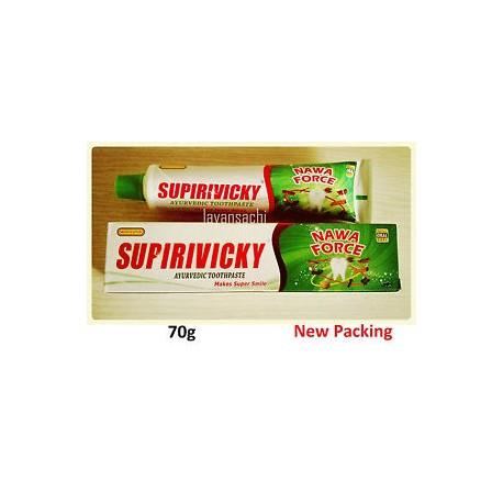 Siddhalepa Supirivicky Ayurvedic Herbal Toothpaste ajurvédská zubní pasta 75 g