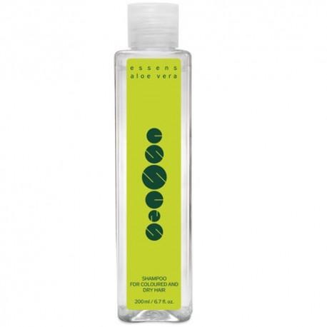 Essens Aloe vera Šampon pro barvené a suché vlasy - 200 ml.
