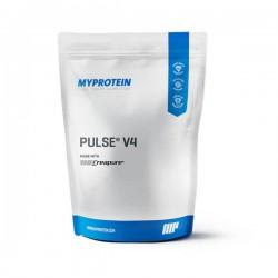 MyProtein Pulse V4 500g modrá malina
