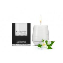 Afrodiziakální svíčka Magnetifico aphrodisiac candle Jasmine romance