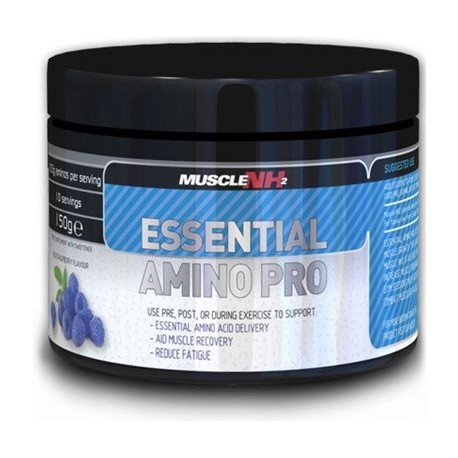 Muscle NH2 Amino Pro 150g + Barel 2,2l