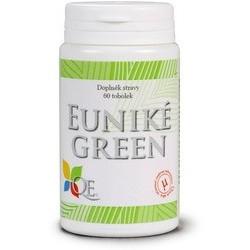 EUNIKE GREEN / Chlorela a betaglukany/ - doplněk stravy, 60 tobolek