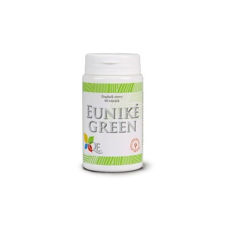 EUNIKÉ GREEN  - doplněk stravy, 60 tobolek