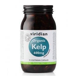 Kelp 600mg 90 kapslí Organic