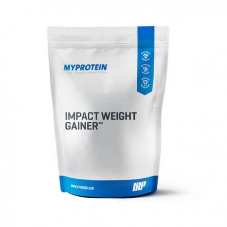 MyProtein Impact Weight Gainer 2500g Čokoláda
