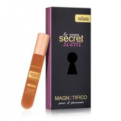 Parfém s feromony pro ženy MAGNETIFICO Secret Scent, 20 ml