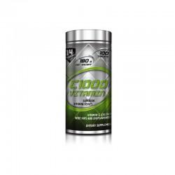 Superior 14 Vitamín C 1000 s šípkem a vápníkem 100 tablet