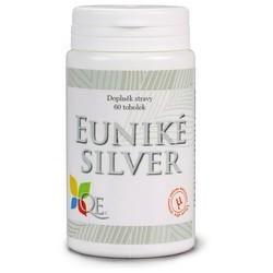 Euniké Silver - chlorella, šišák bajkalský, 60 tobolek