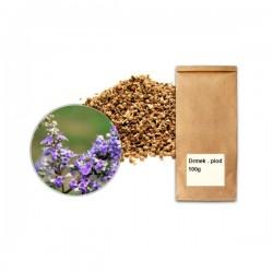 Drmek obecný - plod 100g Herbárium