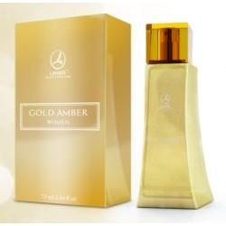 Gold Amber Woman  75ml