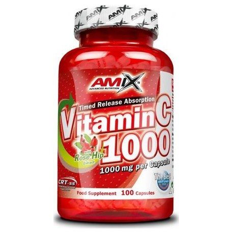 Amix - Vitamin C 1000mg 100 kapslí